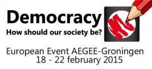 Five Days For Better Democracies logo