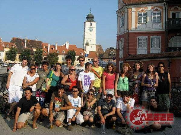 Op de thee bij Dracula, SU in Roemenië 05