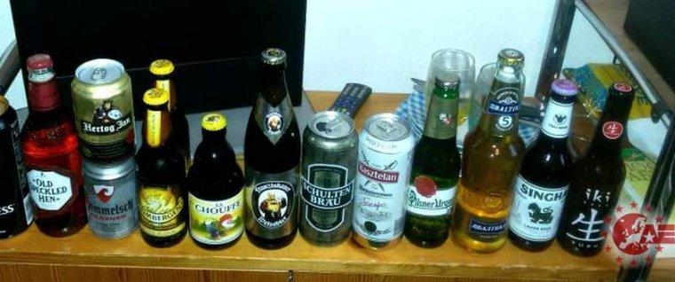 Van Rusland tot Japan: Exotische biertjes getest