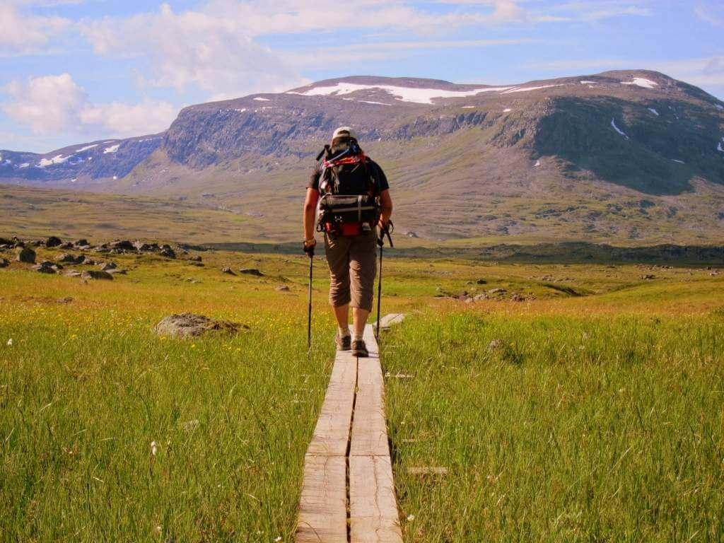 Kungsleden Trail, Zweden