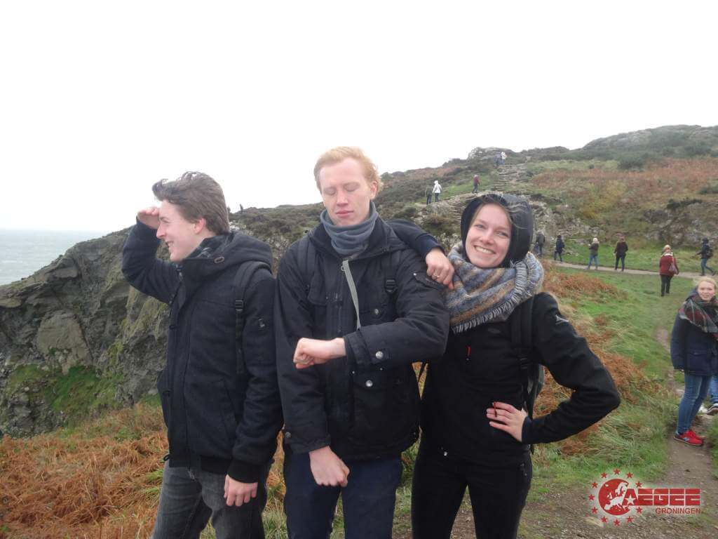 Gingers en Guinness Excursie naar Dublin 03