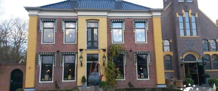 De Theefabriek – tea museum in Houwerzijl