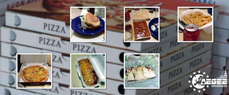 Slappe patat en fantasie van de kok: de vegetarische bezorgtest!