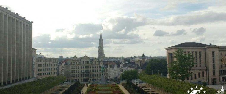 Dwalingen in Europa-stad: de Brussel-excursie!