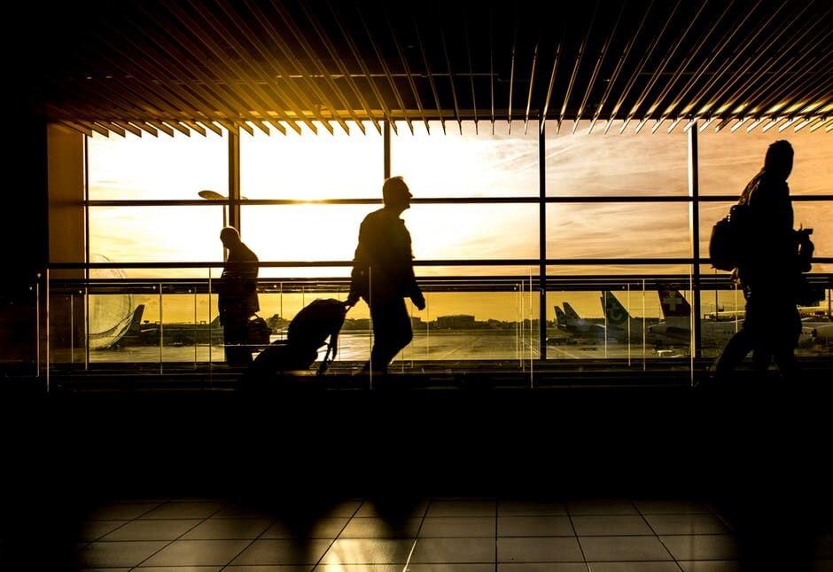 Going home after Agora Catania