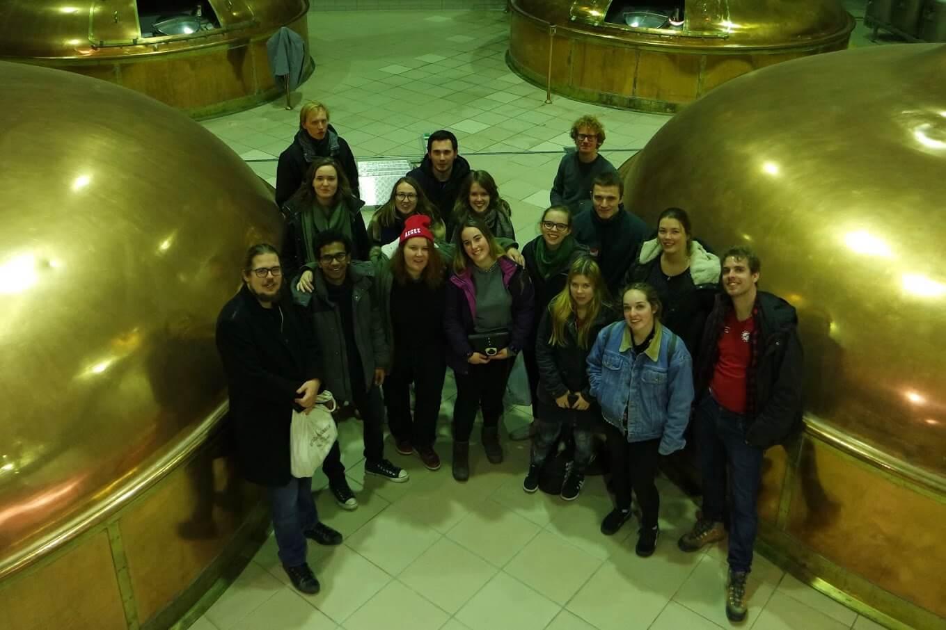 AEGEE-Exchange naar Poznan: Een avontuur vol geiten, croissantjes en bier!