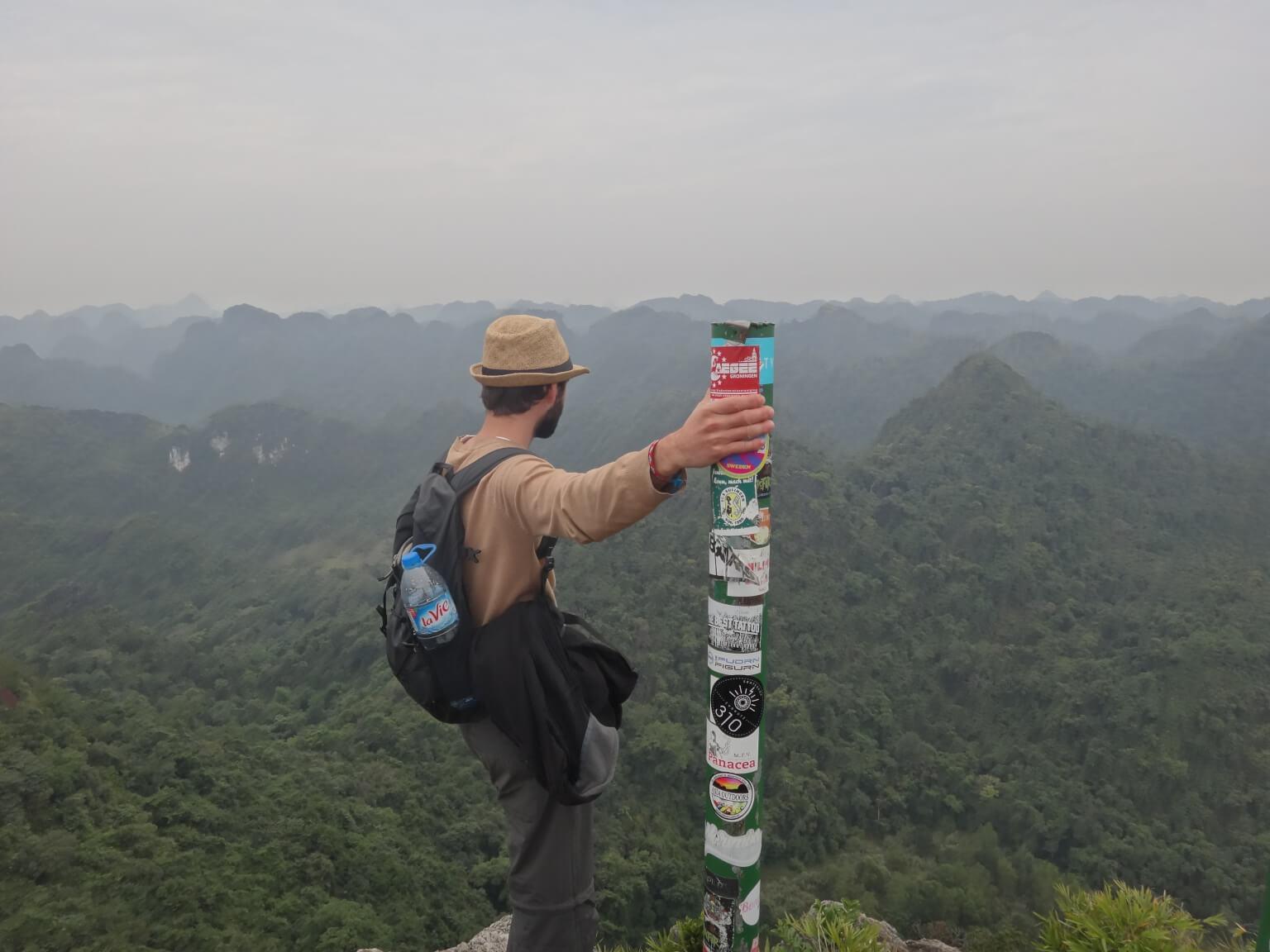 Loempia's voor kerst (Ervaringen van vier maanden backpacken in Azië)