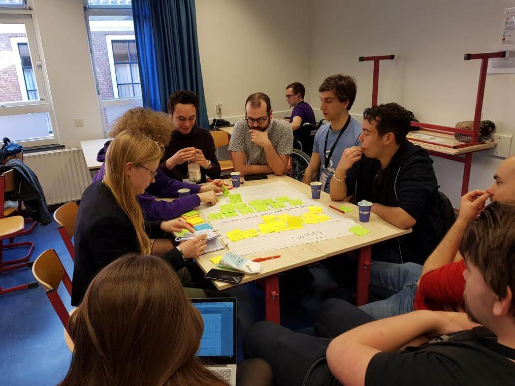 NWM Groningen April 2018: A look into the educational side of AEGEE