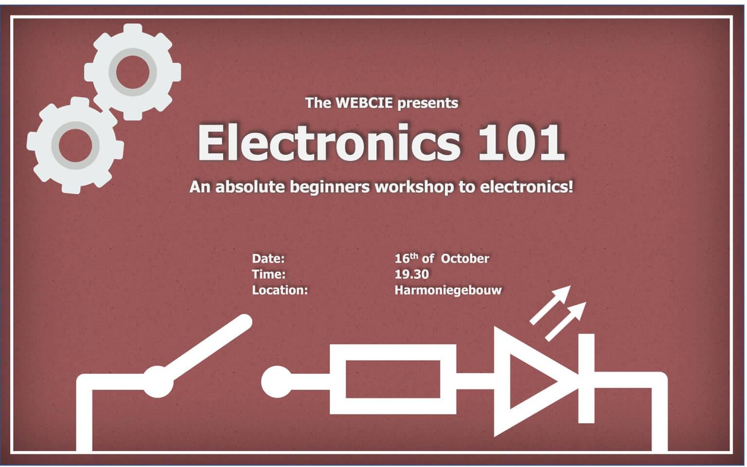 Workshop Electronics!