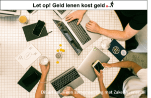 Dit artikel is een samenwerking met ZakelijkLenen.nl